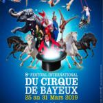 8ème festival International du cirque de Bayeux