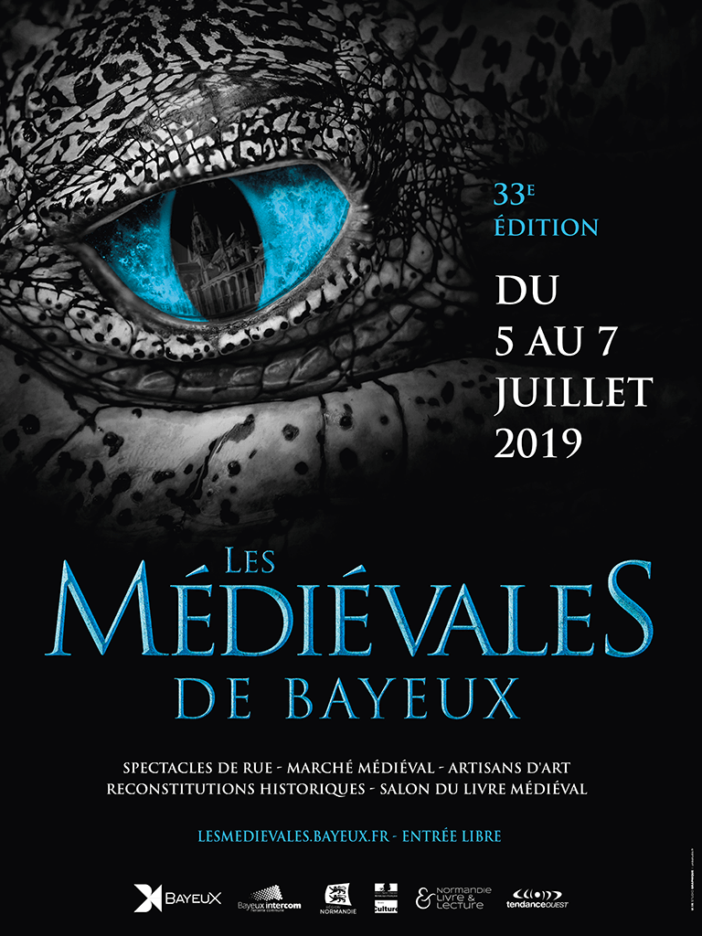 les-medievales-de-bayeux-2019